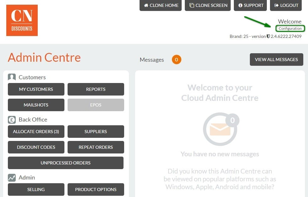 Integrating FedEx Courier Information - Cloud Commerce Pro
