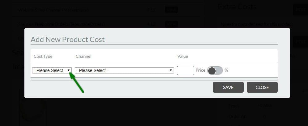 Cost Type