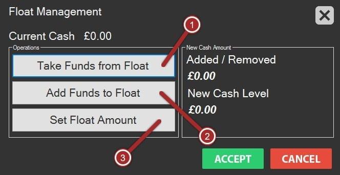 4. Float Management