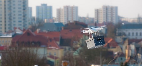 Google beats Amazon to delivery drones