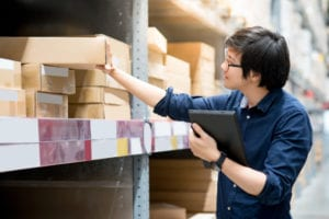 Proper eCommerce inventory management software makes it easy to keep track of stock no matter where it is.