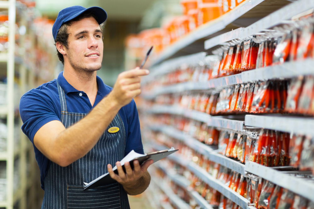 Does your business manage retail stock well?