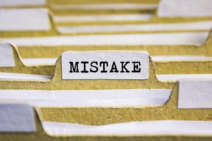 Order management mistakes can bring down your business. Here are four mistakes not to make.