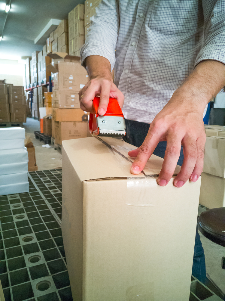 Packing orders is one of the few parts of the order fulfilment process that's more expensive to automate than to handle manually - so far.