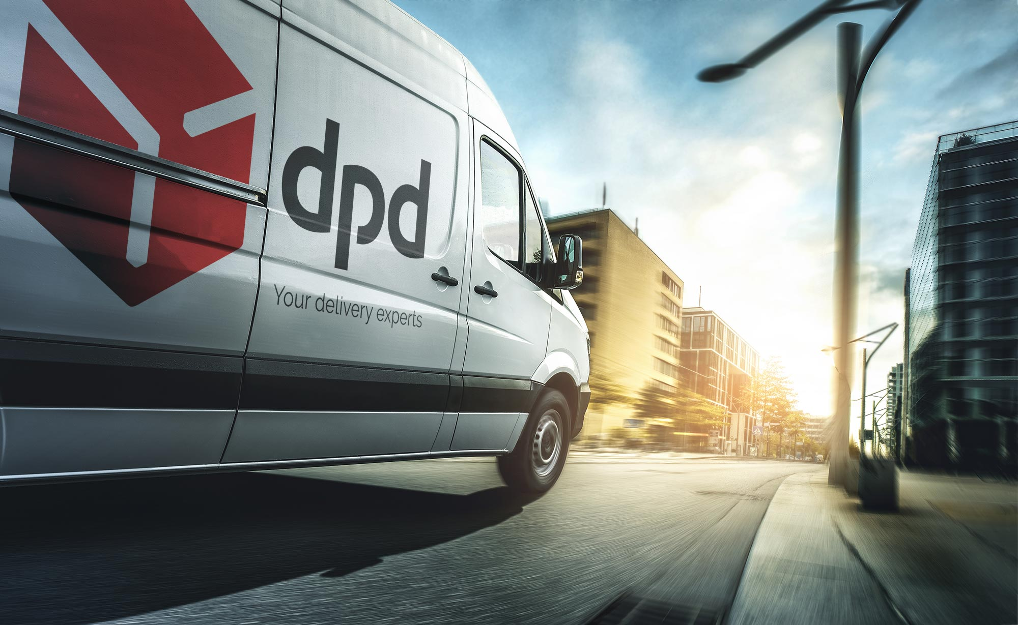 DPD shipping integration CCP