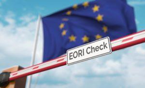 Brexit EORI number check