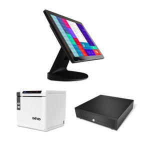POS Bundle ONIX 200 Terminal Cash Drawer Printer