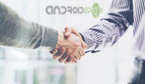 ccp android epos partnership