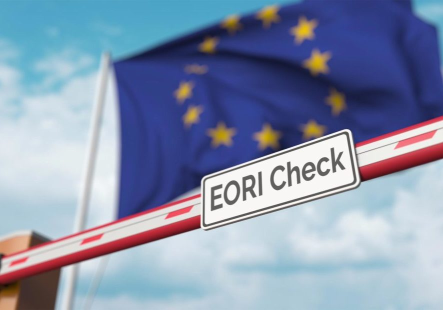 Brexit EORI number check