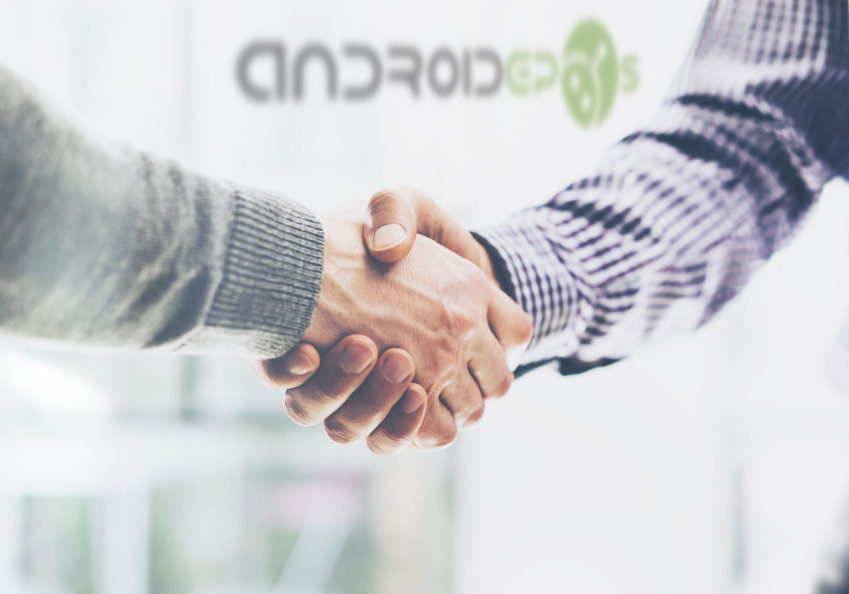 ccp android epos partnership