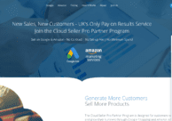 The new Cloud Seller Pro site is live for new customers