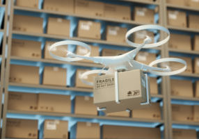 Drone-operated warehouses may not be the future of warehouse automation, but is a robotic warehouse far away?